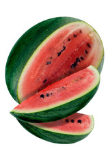 Water Mellon and slices