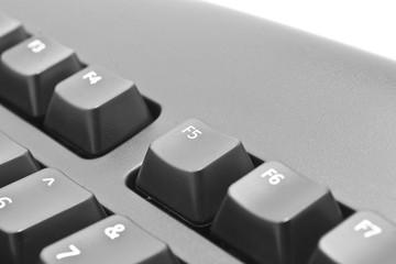 Computer Keyboard F5