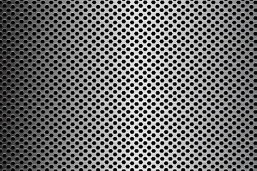 Honeycomb Metal Texture