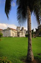 Royal Force castle in Old Havana