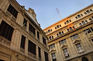 Old havana architecture