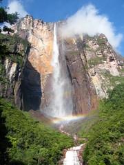 Chutes Salto del Angel au Vénézuela - Les plus hautes du monde