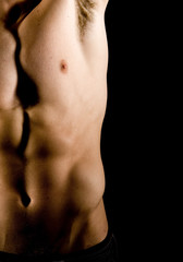 Man's chest