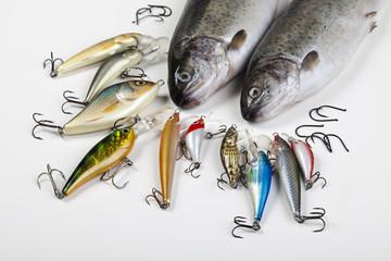 Fishing spinner