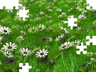 puzzle prairie