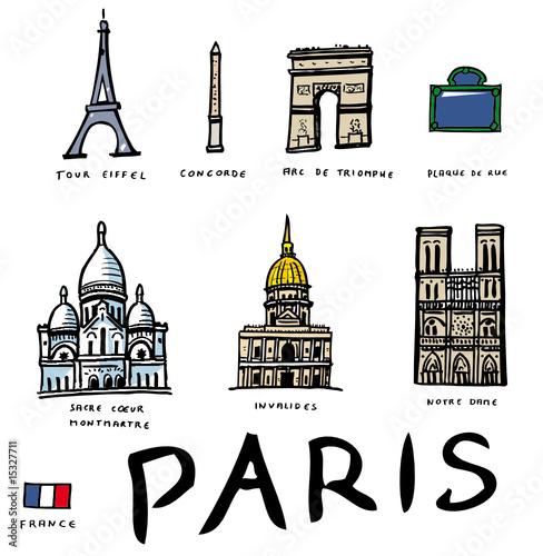 Resultado de imagen para Monuments a Paris
