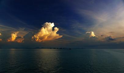 Evening Sky Thailand