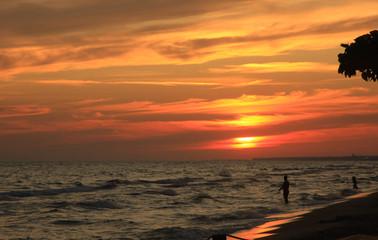 Il Sole nel Mare