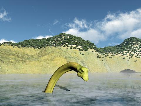 Loch Ness Monster 4