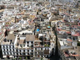 Über den Dächern von Sevilla 02