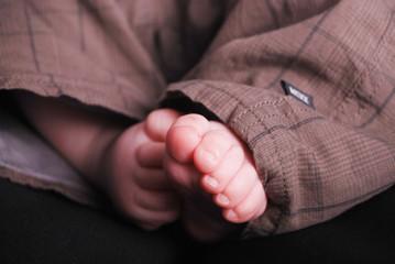 Baby Füße Hose Kleinkind Beine