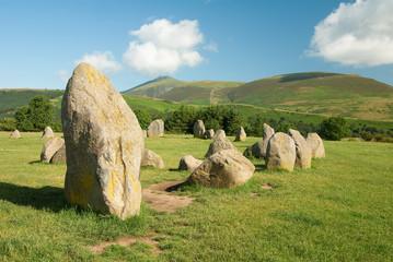 Stone Circle at Castlerigg