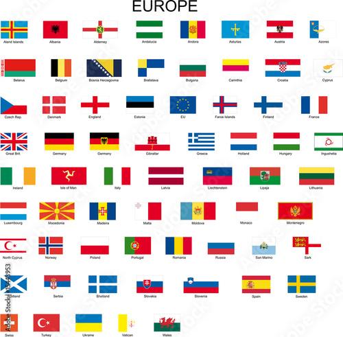 """""""Europa Flaggen"""" Stockfotos und lizenzfreie Vektoren auf ..."""