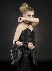 gothic girl vampire