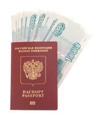 Money and passport