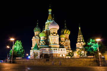 Wall Mural - Saint Basil Cathedral