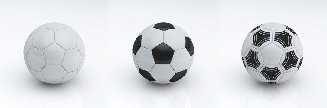 Soccerball Black & White