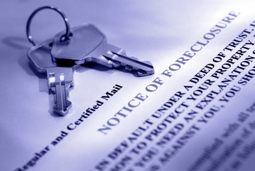 Notice of Foreclosure