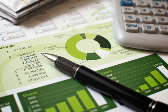 Financial Planning and Review of Year End Reports