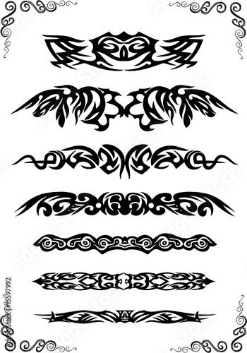 Tatuajes De Brazaletes En El Brazo Car Interior Design Tattoo