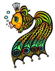 coronet fish