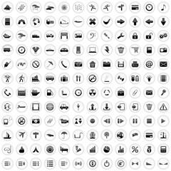 140 icons set