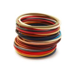 bracelets isolated