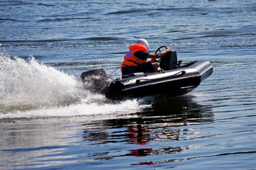 Photo Blinds Water Motor sports Water-motor sport