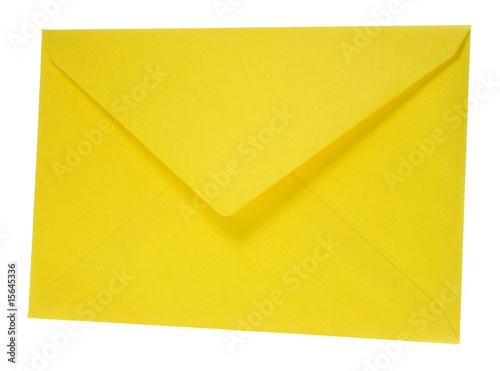 Gelber Briefumschlag Stock Photo And Royalty Free Images On Fotolia