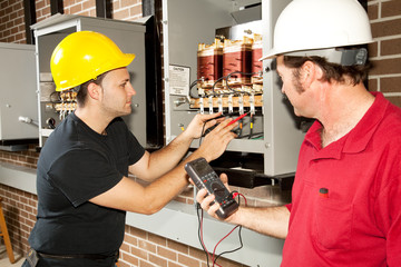 Repairing Power Distribution Center