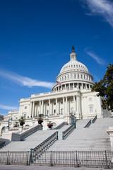 Fototapete - Capitol building, Washington D.C.