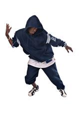 Hip-hop performer