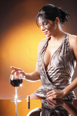 After corking a lot of red wine, you love yours more and more.