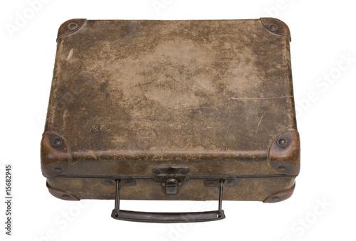 valise ancienne photo libre de droits sur la banque d 39 images image 15682945. Black Bedroom Furniture Sets. Home Design Ideas