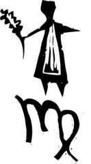 Primitive Zodiac Sign- Virgo