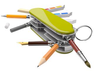 artist`s toolkit