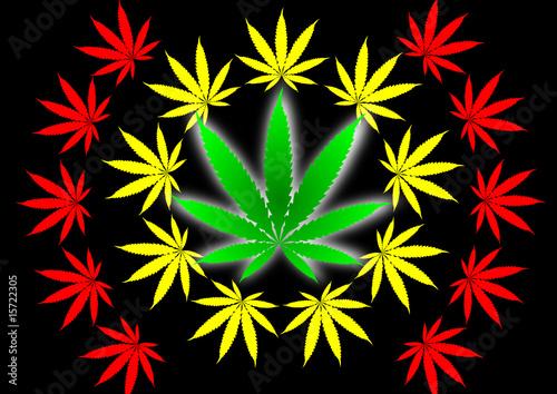 """""""Marihuana Poster"""" Imágenes De Archivo Y Vectores Libres"""