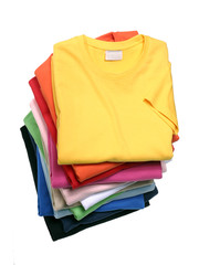 Colours of Shirts