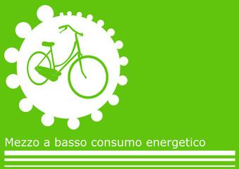 mezzo a basso consumo energetico