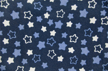 Weaved Stars Background