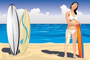 donna surf