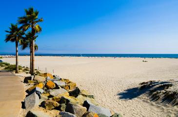 Beach in San Diego California