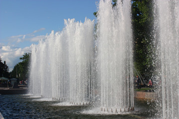 Peter's fountains
