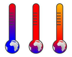 Klimawandel: globale Erwärmung