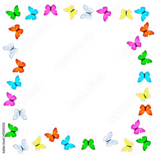 Quot Rahmen Schmetterlinge Quot Stockfotos Und Lizenzfreie