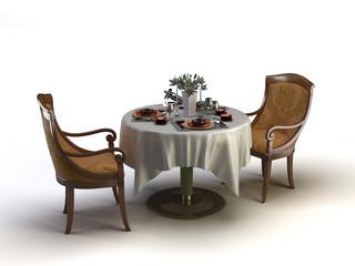 restaurant composition