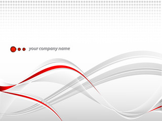 vector background for company presentation with copy space