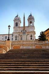 Spanische Treppe in Rom