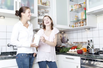 spaß in der küche
