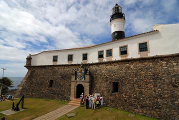 Farol da Barra, Leuchtturm, Salvador da Bahia,